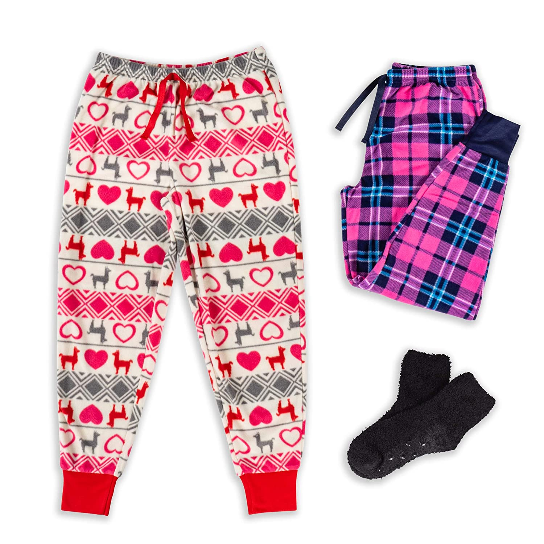 Mad Dog Concepts Boys 3 Pack Fleece Sleep Pants