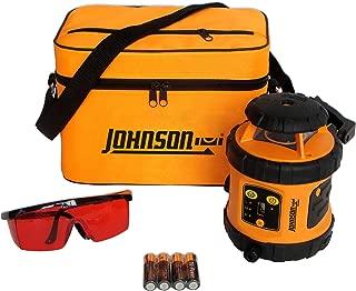 Johnson Level and Tool 40-6515 Self-Leveling Rotary Laser Level