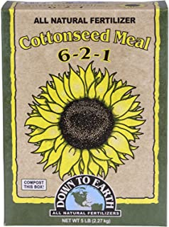 seed meal organic gardening