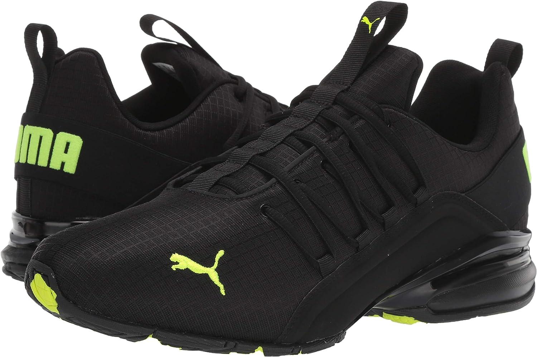 Puma Axelion Chaussures de Sport pour Homme - Noir - Puma Noir ...
