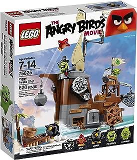 LEGO Angry Birds Piggy Pirate Ship 75825