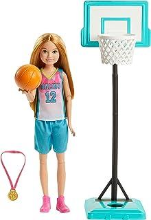 Barbie Sisters GHK35 Stacie Sports Doll