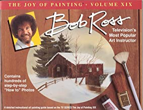 Bob Ross The Joy of Painting Book 19