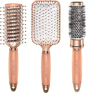 Best rose gold hair brushes Reviews