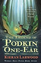 The Legend of Podkin One-Ear: Kieran Larwood