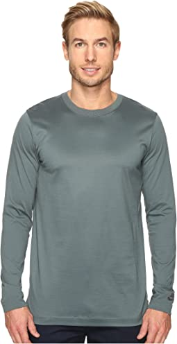 Modern Long Sleeve Top