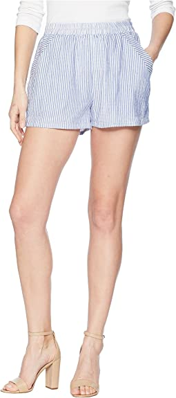 Drape Pocket Shorts