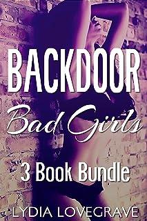 Backdoor Bad Girls - 3 Book Bundle: Older Men Punish Naughty Virgins