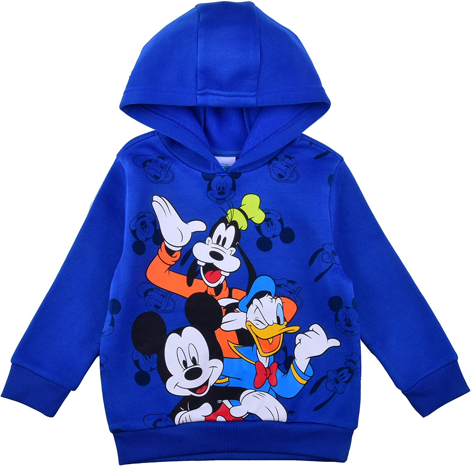 Disney Mickey and Friends Pullover H Kid's Max 46% OFF Boys Ranking integrated 1st place Hoodie for