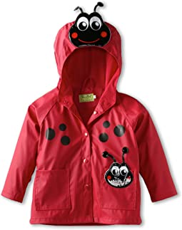 Western Chief Kids - Ladybug Raincoat (Toddler/Little Kids)
