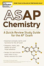 ASAP Chemistry: A Quick-Review Study Guide for the AP Exam (College Test Preparation)