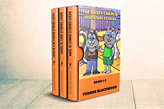 The Nosey Charlie Adventures Boxset