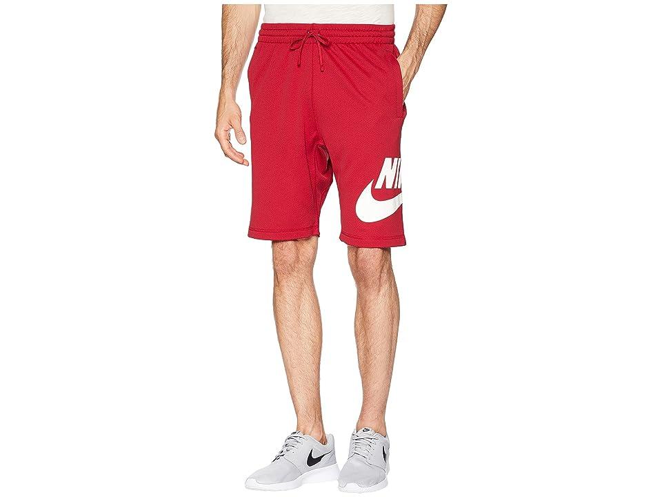 Nike SB SB Dri-FIT Short (Red Crush/White) Men