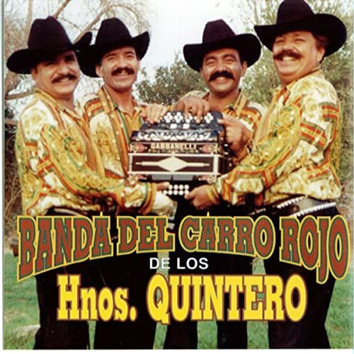 Frijolito Frijolito by Banda Del Carro Rojo De Los Hermanos Quintero on Amazon Music - Amazon.com