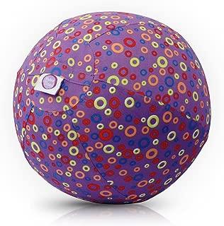 BUBABLOON BB-376 Circles Purple