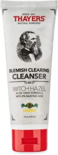 THAYERS Witch Hazel Blemish Cleanser, 4 Ounce
