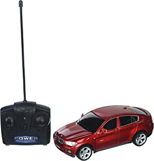 Braha Full Function Remote Control 1:24 Scale BMW X6- Red BMW X6 RedD, Red