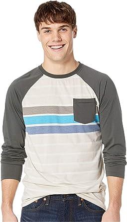 Line Drive Knit T-Shirt