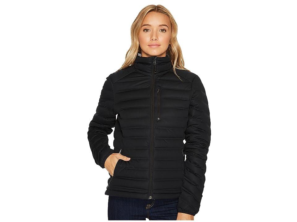 Mountain Hardwear StretchDown Jacket (Black) Women