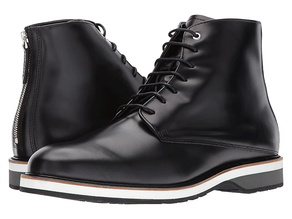 WANT Les Essentiels Montoro High Derby Boot (Black) Men