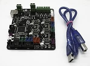 MKS BASE V1.6 - Placa de control para impresora 3D Arduino RepRap compatible Mega 2560 & RAMPS 1.4 control board RepRap Mendel