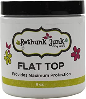 Rethunk Junk by Laura Flat Top-Provides Maximum Protection for Furniture & Cabinets (8 oz.)