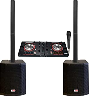 Best qfx mini karaoke pa speaker system Reviews