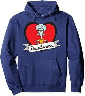 Spongebob Squarepants Squidward Heartbreaker Pullover Hoodie