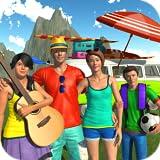 ハッピーファミリー夏休みアドベンチャー - ハッピーファミリーゲーム