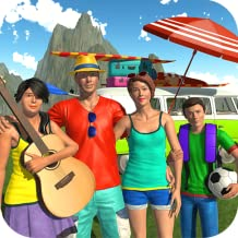 Happy Family Summer Holidays Adventure - Happy Family Game