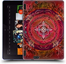Official Brenda Erickson Root Chakras Soft Gel Case Compatible for Amazon Kindle Fire HDX 8.9