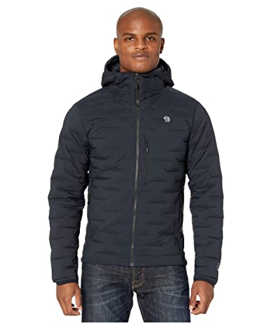 Mountain Hardwear Super/DStm Hooded Jacket (Black) Men