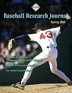 Baseball Research Journal (BRJ): Volume 49, #1 (Spring 2020 Issue)