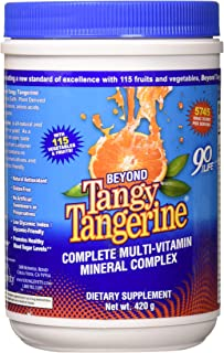 Best tangy tangerine nutrition label Reviews