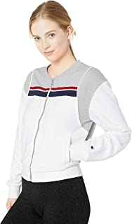 Champion womens Heritage Warm Up Jacket Jacket