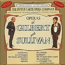 Best most popular gilbert and sullivan songs Reviews