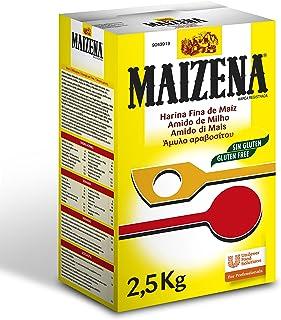 Maizena Harina Fina de Maíz Espesante Caja 2,5 kilogramos