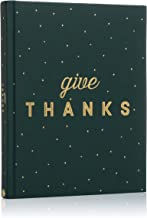 Give Thanks: A Journal for Sharing Gratitude
