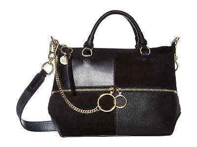 See by Chloe Emy Shoulder Bag (Black) Handbags