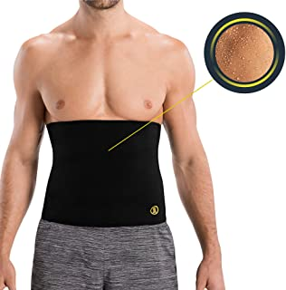 Hot Belt para Hombre - Faja Térmica Reductora y Moldeadora