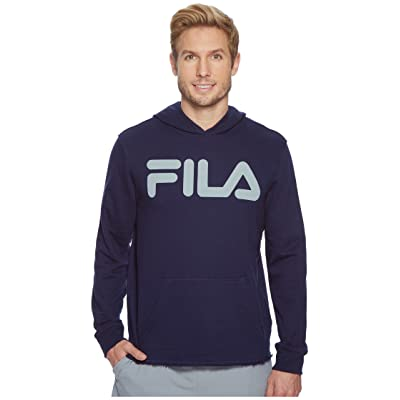 Fila Locker Room Hoodie (Navy/High-Rise) Men