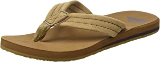 Quiksilver Men's Carver Suede Athletic Sandal
