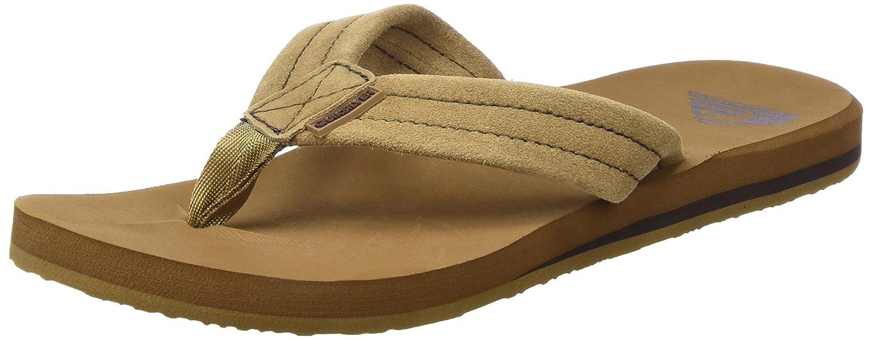 Quiksilver Carver Suede - Sandals Size 10