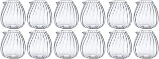 アデリア ガラス ミルクピッチャー 15ml 豆 卵モール 12個セット F-37416
