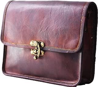 Leather Women's Hippie Leather Purse Cross-body Shoulder Bag Travel Satchel Handbag tote 9
