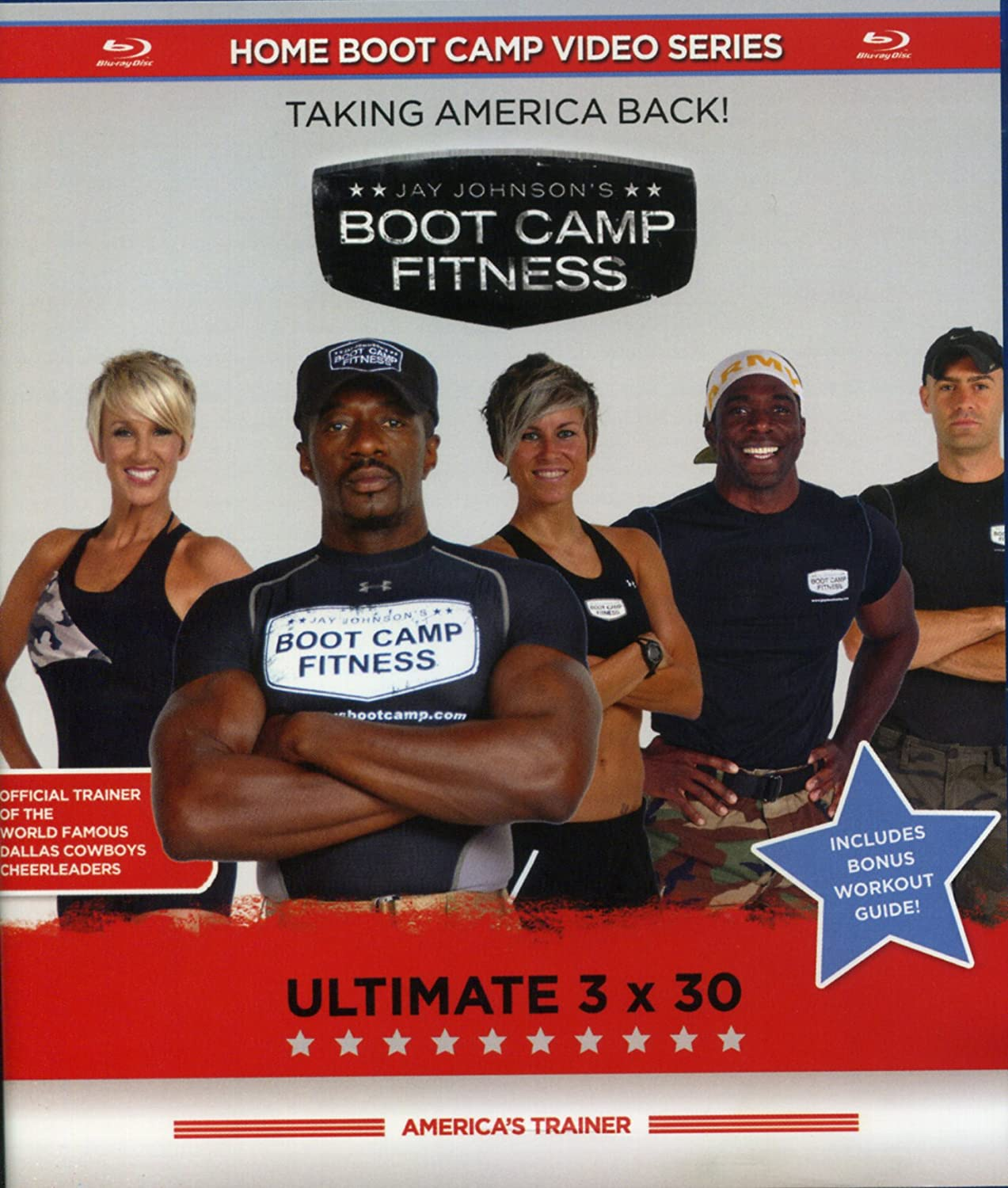 Jay Johnson's Boot Camp 3x30 Fitness: Ultimate Finally 70% OFF Outlet popular brand