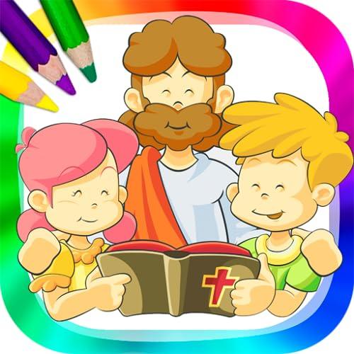 Die Bibel Zeichnungen zu malen