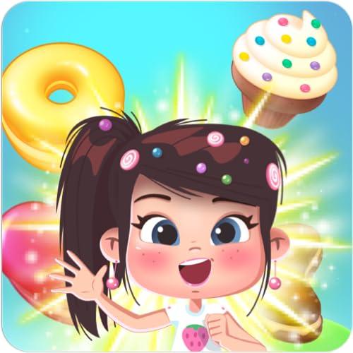 Sweet Cookie Swipe - Magical Match 3 sliding game