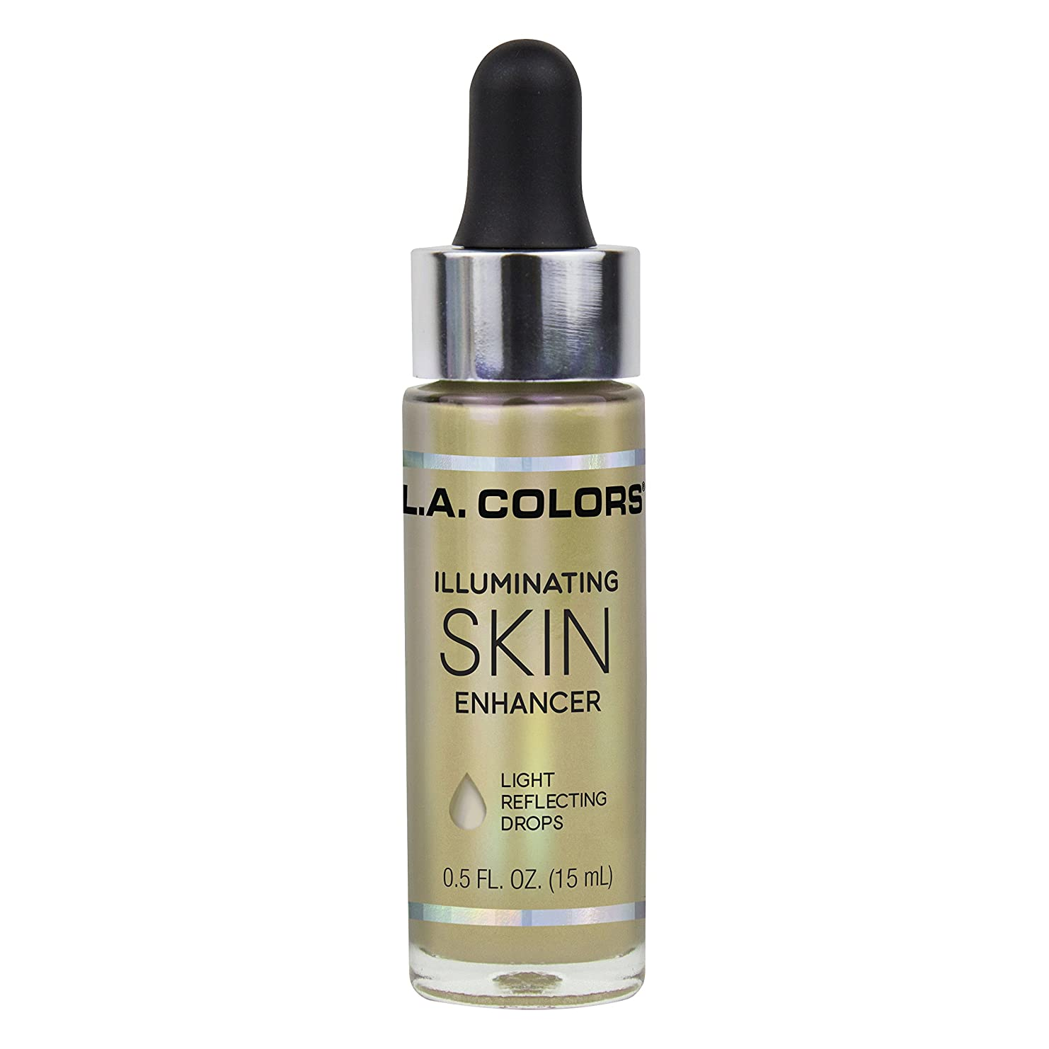 食器棚スプーンサイレントL.A. COLORS Illuminating Skin Enhancer - Liquid Gold (並行輸入品)