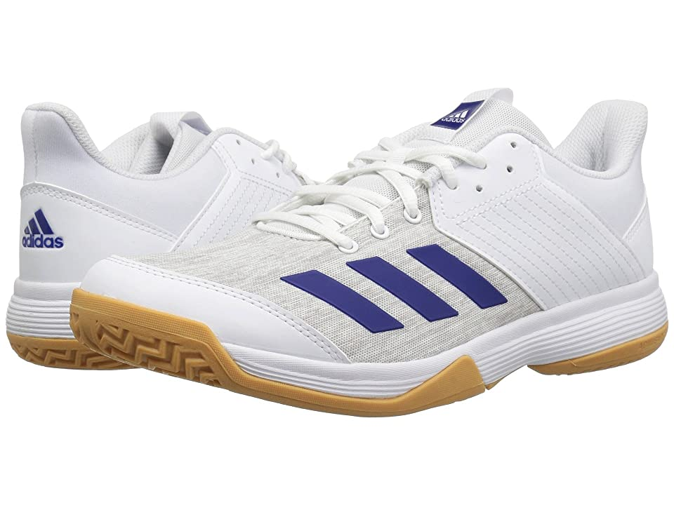 adidas Ligra 6 (White/Mystery Ink/Grey 2) Men's Shoes
